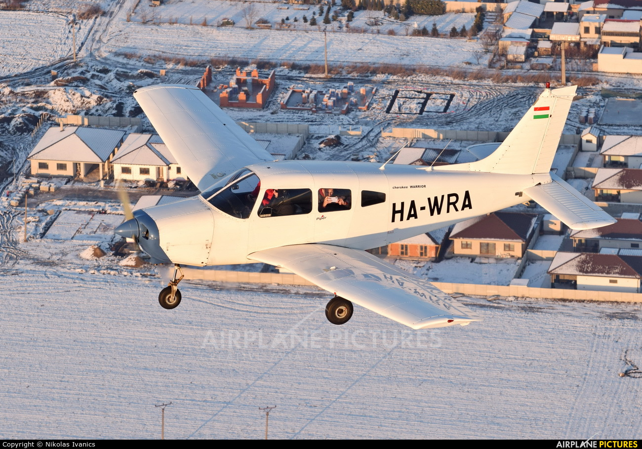 Private HA-WRA aircraft at In Flight - Slovakia