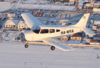 HA-WRA - Private Piper PA-28 Cherokee