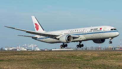 B-7899 - Air China Boeing 787-9 Dreamliner