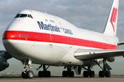 PH-BUH - Martinair Cargo Boeing 747-300F aircraft