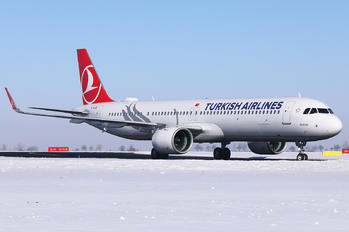 TC-LSE - Turkish Airlines Airbus A321 NEO