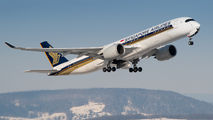 9V-SMQ - Singapore Airlines Airbus A350-900 aircraft