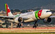 CS-TUB - TAP Portugal Airbus A330neo aircraft
