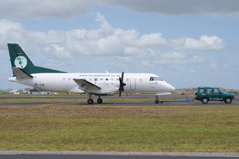 ZK-CIZ - Air Chathams SAAB 340
