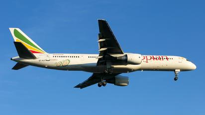 ET-ALY - Ethiopian Airlines Boeing 757-200