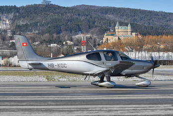 HB-KGC - Private Cirrus SR22