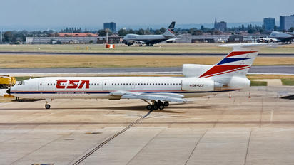 OK-UCF - CSA - Czech Airlines Tupolev Tu-154M