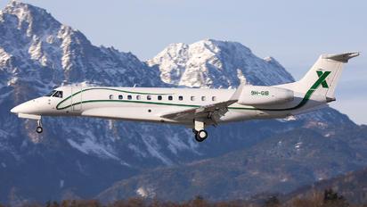 9H-GIB - AIR X Charter Embraer EMB-135BJ Legacy 600
