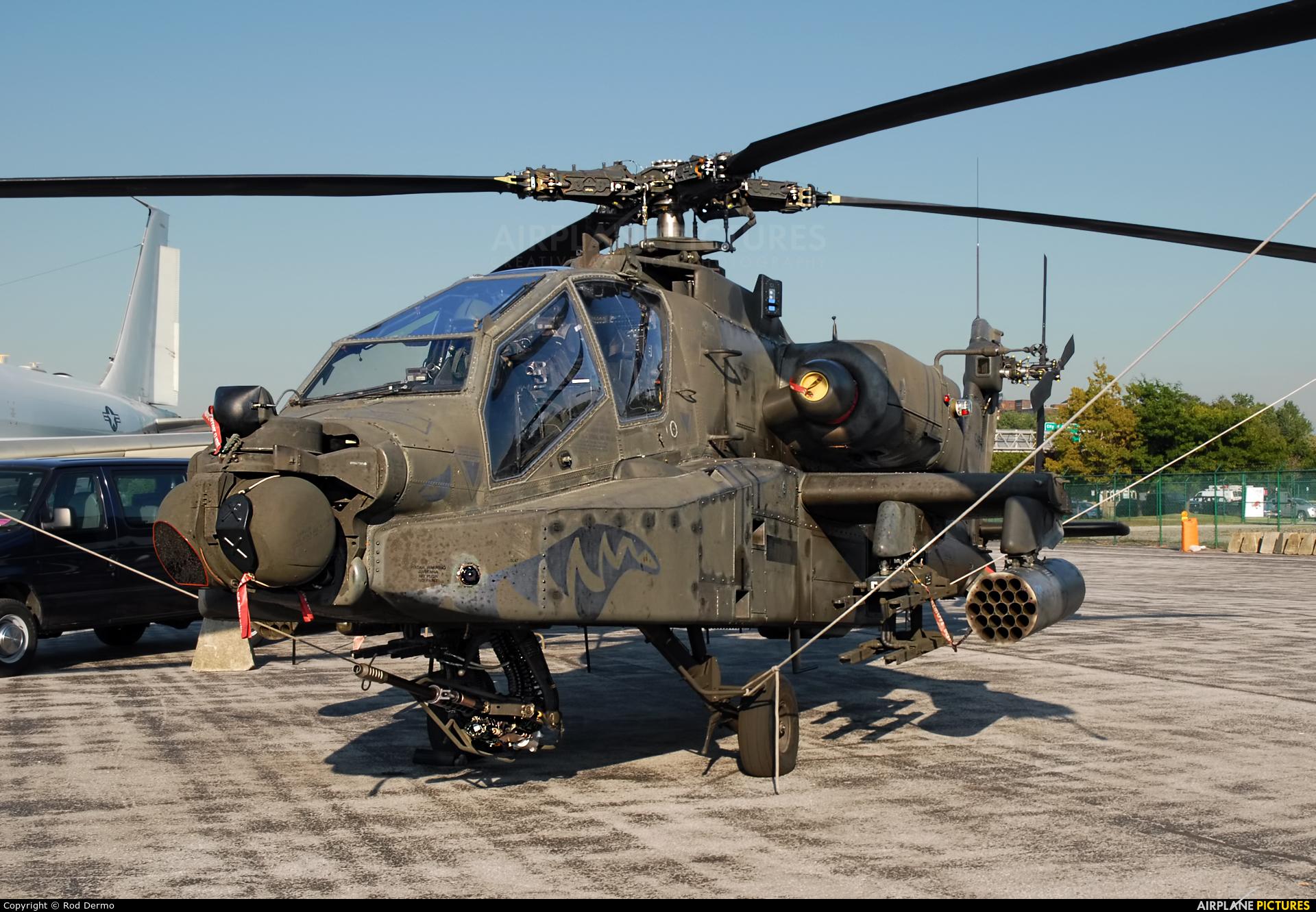 USA - Army 99-05134 aircraft at Cleveland - Burke Lakefront