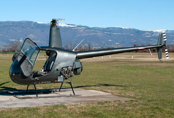 I-D328 - Private Robinson R-22 Beta II