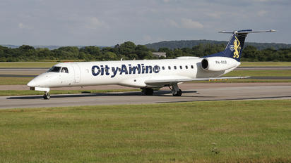 PH-RXB - City Airline Embraer EMB-145 MP/ASW