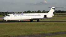 G-FLTK - Flightline McDonnell Douglas MD-83 aircraft