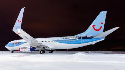 LZ-DAZ - TUI Airways Boeing 737-8K5
