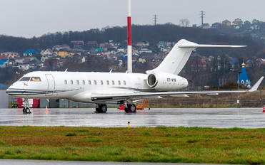 T7-VTR - Private Bombardier BD-700 Global 5000