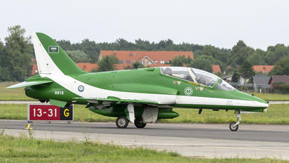 8818 - Saudi Arabia - Air Force British Aerospace Hawk 65 / 65A