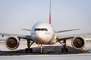 A6-ECE - Emirates Airlines Boeing 777-300ER aircraft