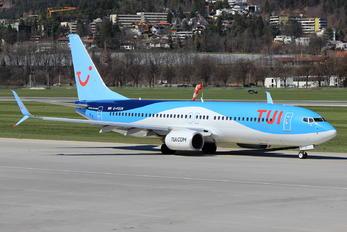 G-FDZR - TUI Airways Boeing 737-800