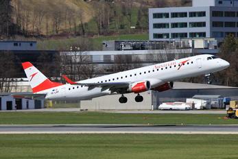 OE-LWF - Austrian Airlines/Arrows/Tyrolean Embraer ERJ-195 (190-200)