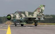 392 - Bulgaria - Air Force Mikoyan-Gurevich MiG-21bis aircraft