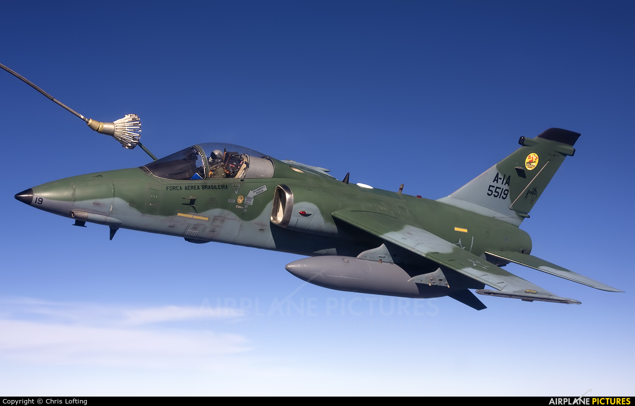 Brazil - Air Force 5519 aircraft at In Flight - Brazil