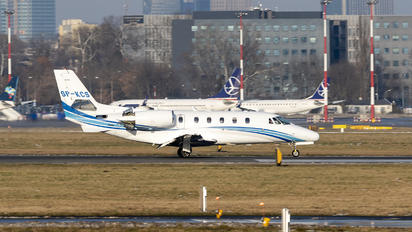 SP-KCS - Jet Service Cessna 560XL Citation XLS