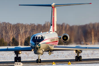 RF-66029 - Russia - Air Force Tupolev Tu-134Sh