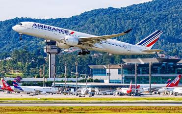 F-HTYB - Air France Airbus A350-900