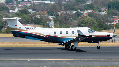 N22LP - Private Pilatus PC-12