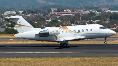 C-FYTZ - Private Bombardier CL-600-2B16 Challenger 604