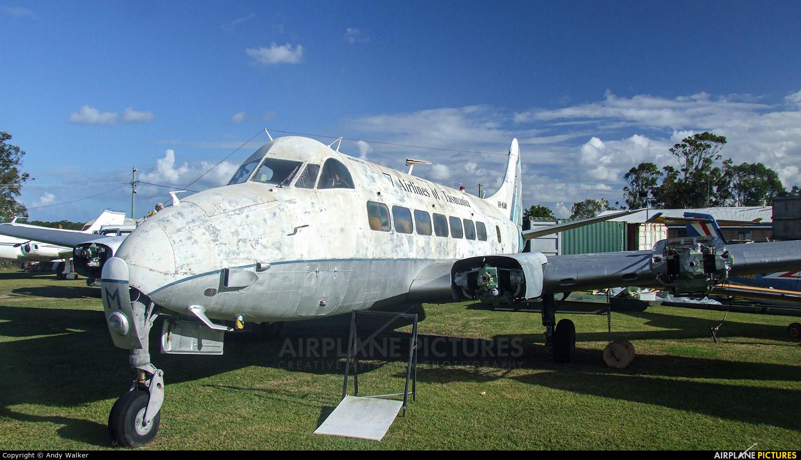 Queensland Air Museum Collection VH-KAM aircraft at Caloundra, QLD