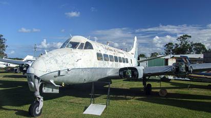 VH-KAM - Queensland Air Museum Collection de Havilland DH.114 Heron
