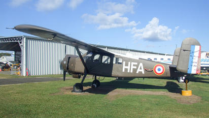 VH-HFA - Queensland Air Museum Collection Max Holste MH.1521 Broussard