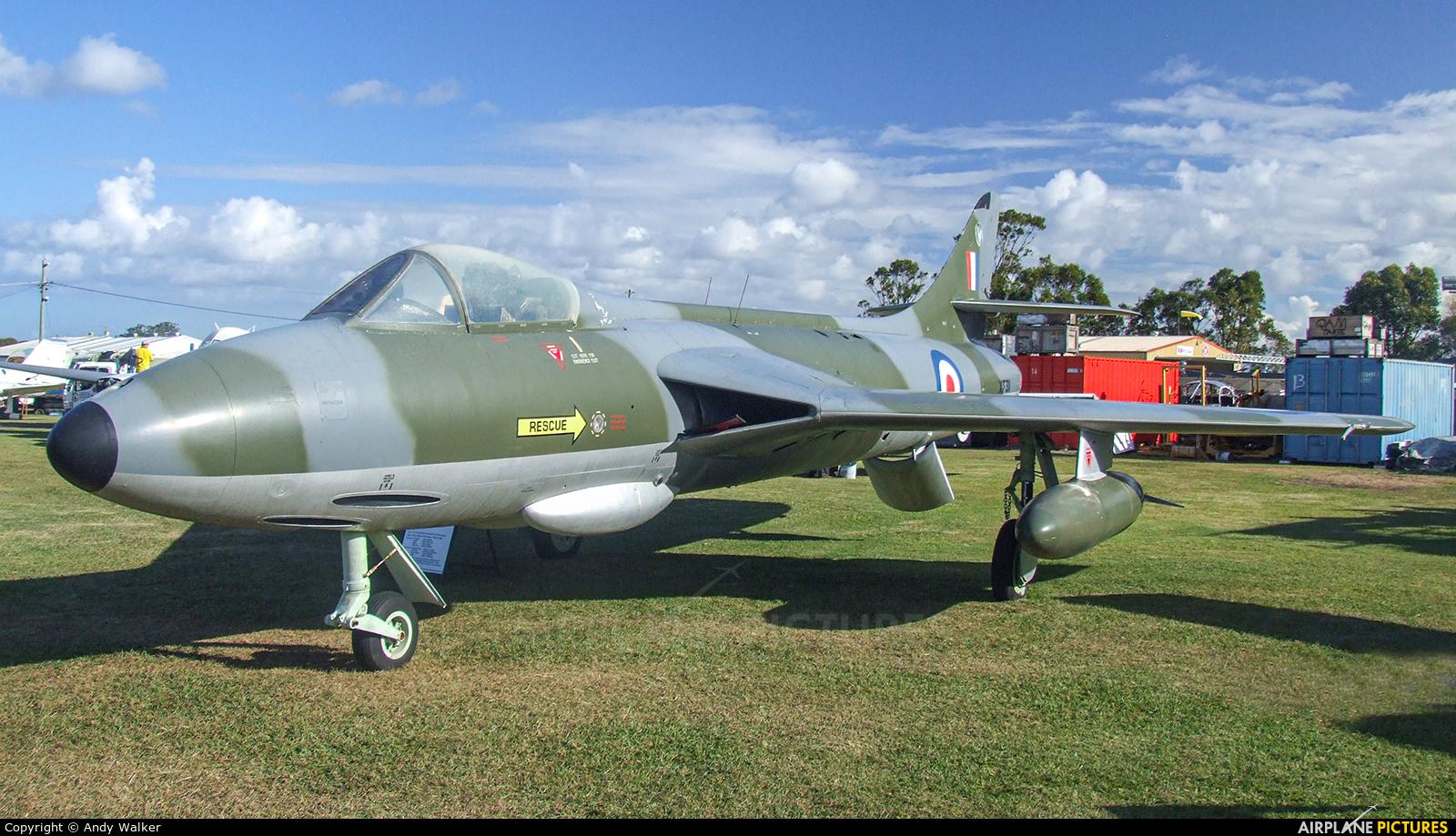 Queensland Air Museum Collection XF311 aircraft at Caloundra, QLD
