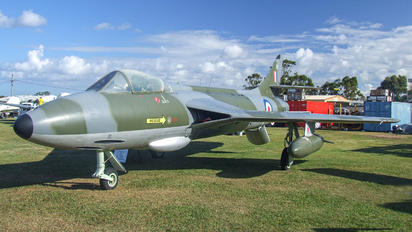 XF311 - Queensland Air Museum Collection Hawker Hunter F.4