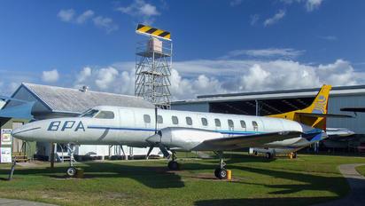 VH-BPV - Queensland Air Museum Collection Swearingen SA226 Metro II