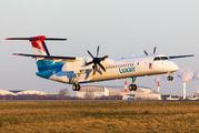 LX-LGG - Luxair de Havilland Canada DHC-8-400Q / Bombardier Q400 aircraft