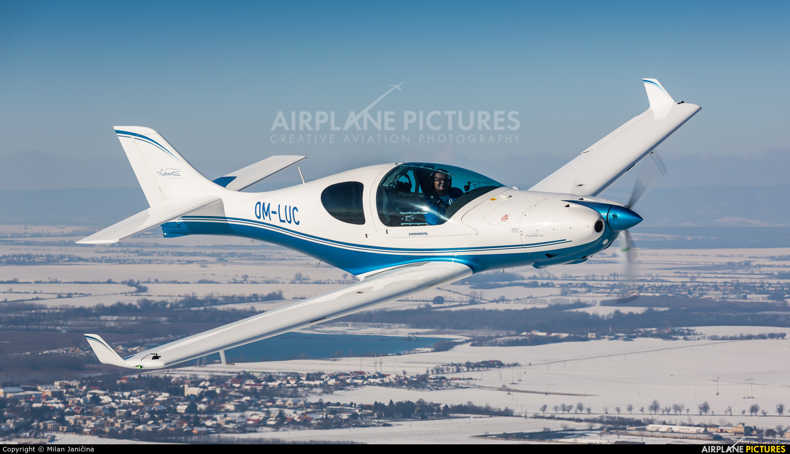 Private OM-LUC aircraft at In Flight - Slovakia