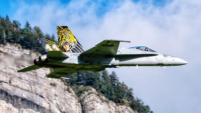 J-5011 - - Airport Overview McDonnell Douglas F-18C Hornet