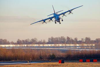 RF-12556 - Russia - Air Force Antonov An-12 (all models)