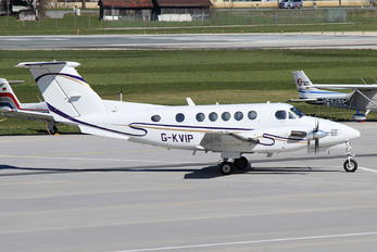 G-KVIP - Private Beechcraft 200 King Air