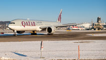 A7-BEO - Qatar Airways Boeing 777-300ER aircraft