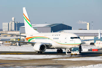 5U-GRN - Niger - Government Boeing 737-700 BBJ