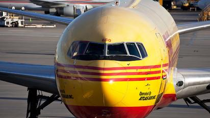 N650GT - DHL Cargo Boeing 767-200F
