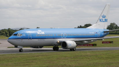 PH-BDS - KLM Boeing 737-400