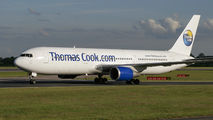 G-DAJC - Thomas Cook Boeing 767-300 aircraft