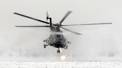 642 - Poland - Air Force Mil Mi-8T
