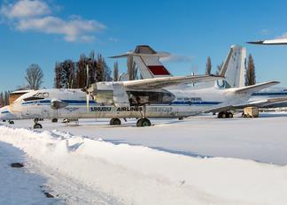 UR-26215 -  Antonov An-26 (all models)