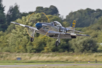 G-SIJJ - Hangar 11 North American P-51D Mustang