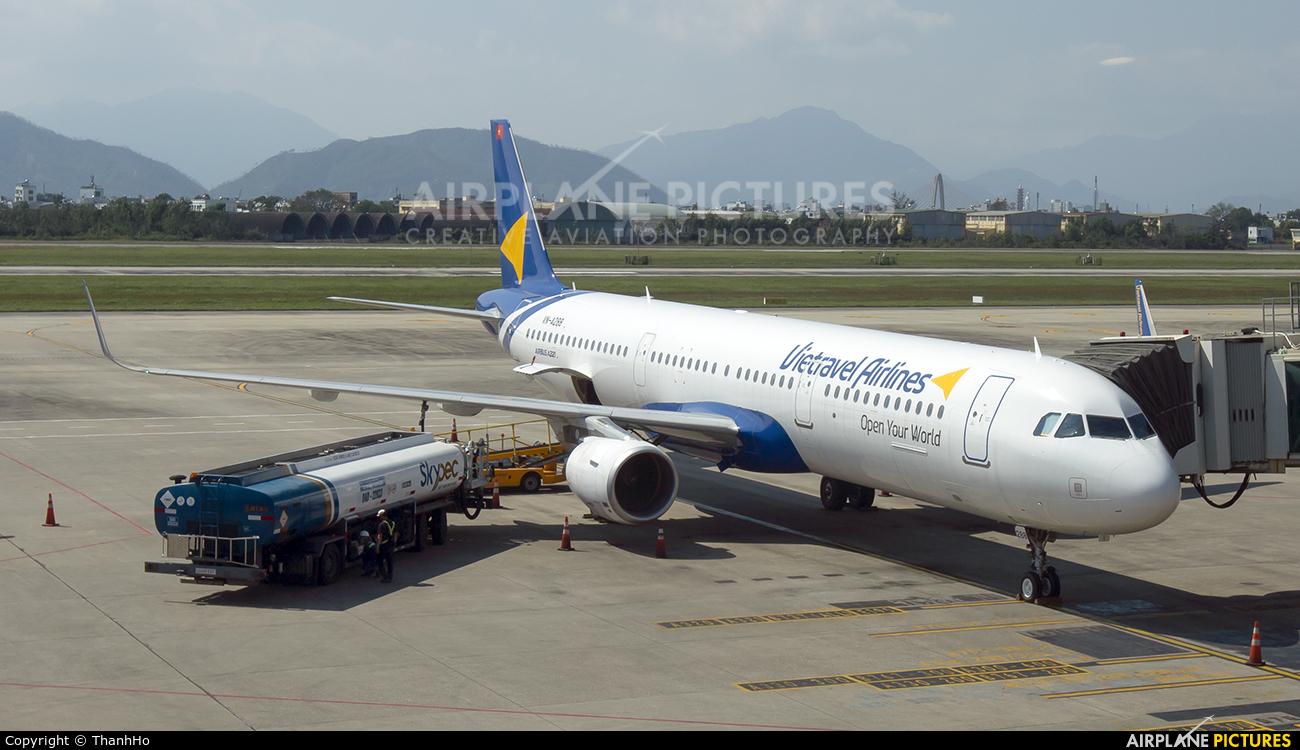 Vietravel Airlines VN-A288 aircraft at Da Nang