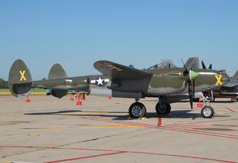 NX79123 - Private Lockheed P-38 Lightning